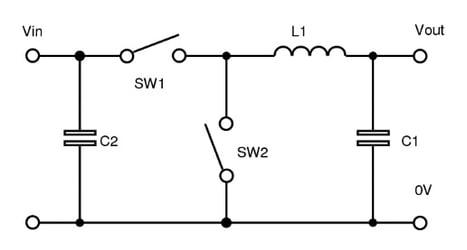 Basic buck converter