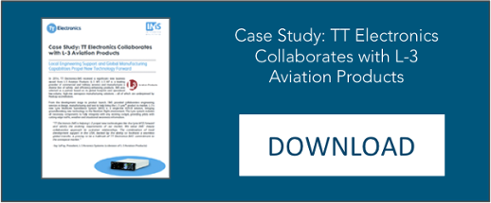 TT Electronics Collaborates with L-3 Aviation Case Study